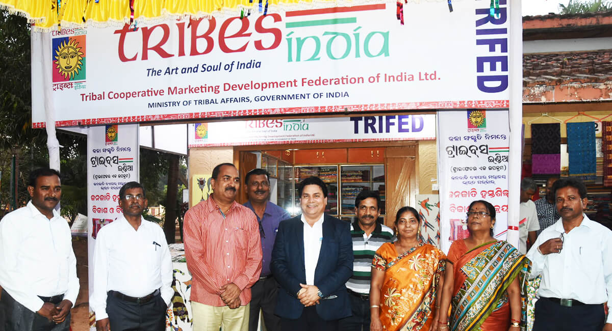 Tribal Arts And Crafts Promotion The Trifed Way