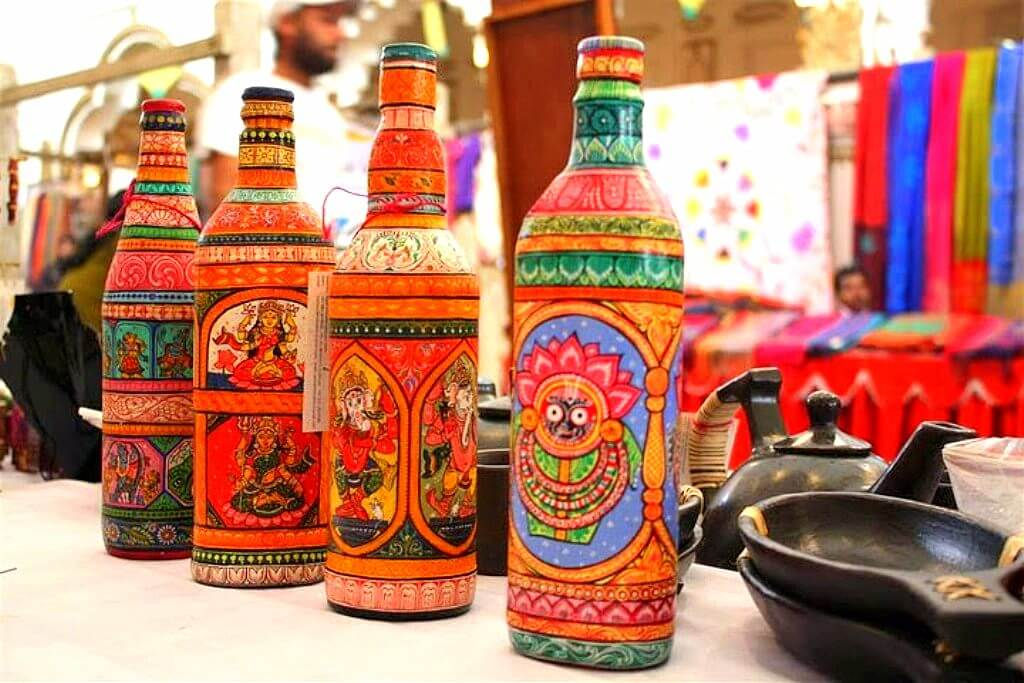 how to make madhubani paintings at home