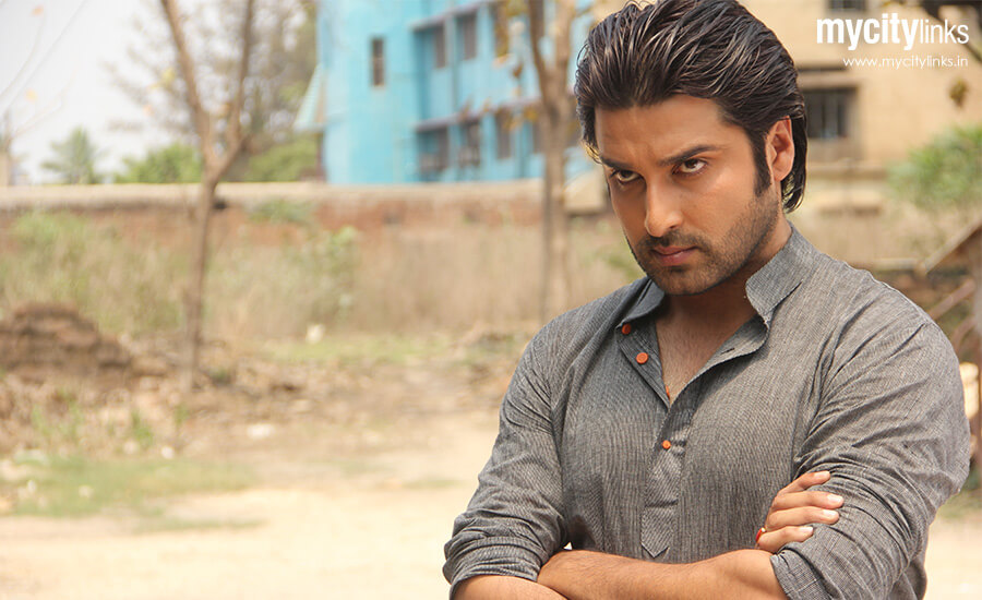 Akash-ollywood-actor