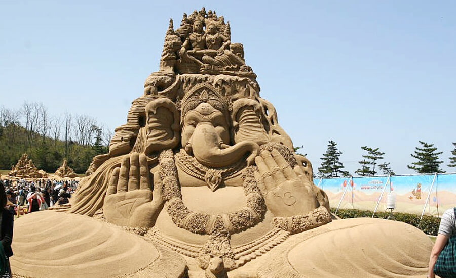 These Sand-art Creations Of Sudarsan Pattnaik Are Simply Exquisite! | My  City Links